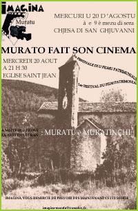 La pré affiche 2003.